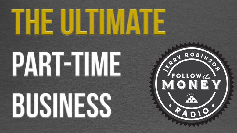 PODCAST: The Ultimate Part-Time Business