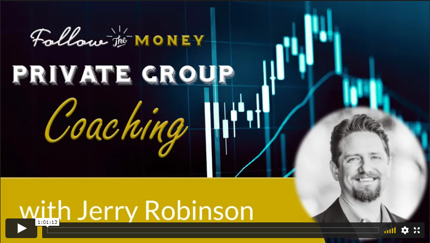 VIDEO: Charting the Markets w/ Jerry Robinson