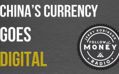 PODCAST: China's Currency Goes Digital