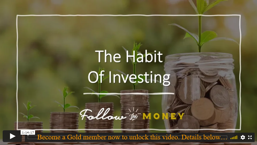 VIDEO: The Habit of Investing