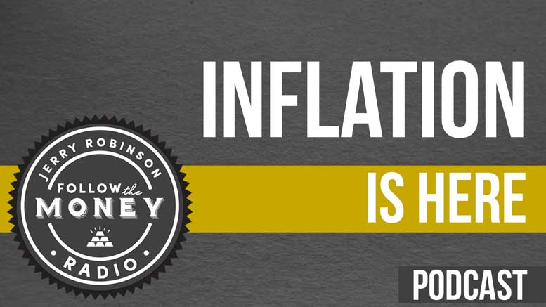 PODCAST: Inflation is Here
