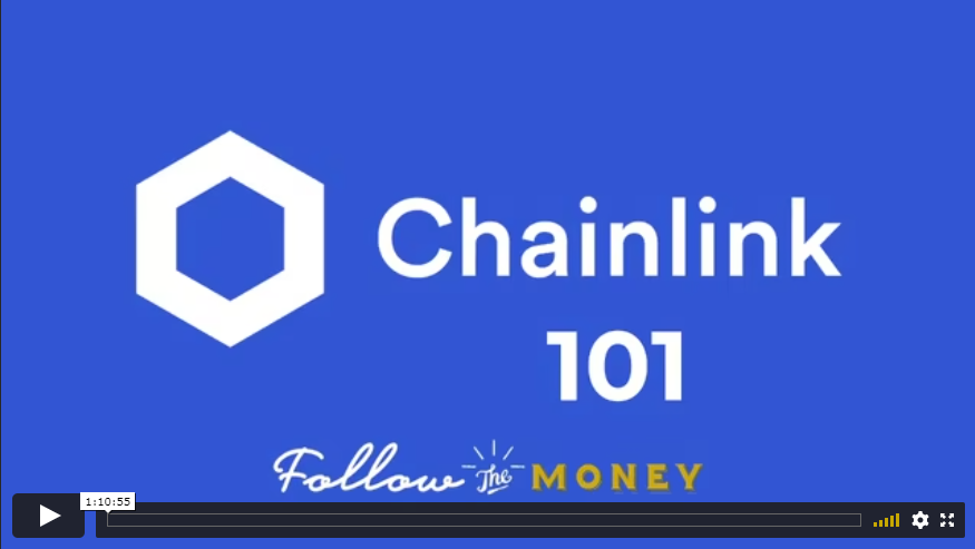 VIDEO: Chainlink 101
