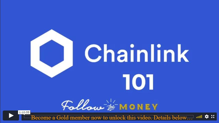 Chainlink 101