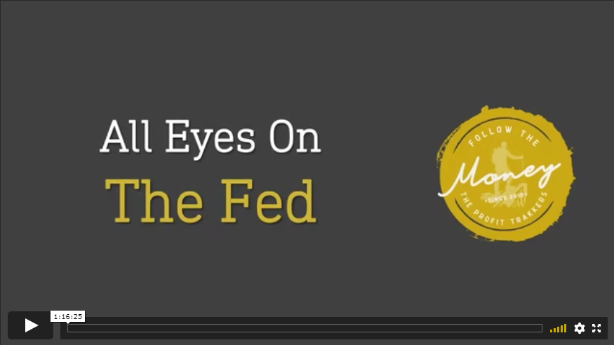 VIDEO: All Eyes On The Fed
