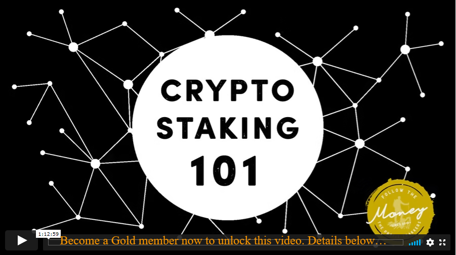 VIDEO: Crypto Staking 101