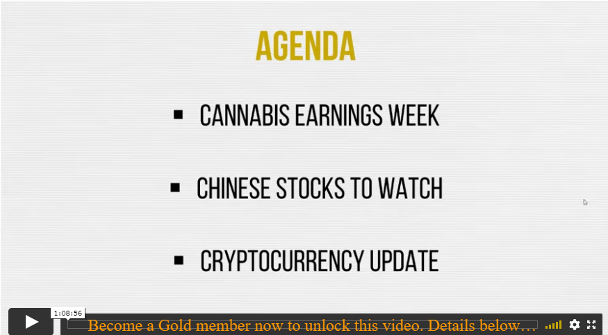 VIDEO: Cannabis, China, and Crypto Update (August 2021)
