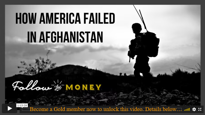 VIDEO: How America Failed in Afghanistan