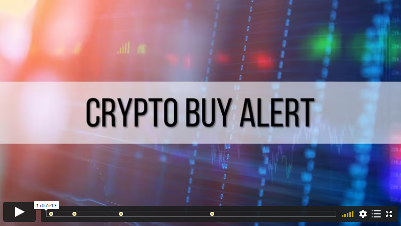 VIDEO: Crypto Buy Alert + Creating NFTs + K-Channel Trading Strategy