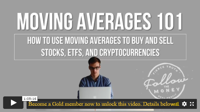 VIDEO COURSE: Moving Averages 101